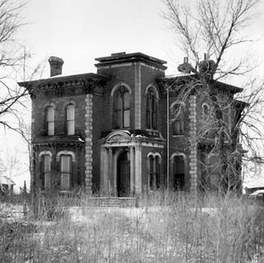 Creepy Abandoned Places In Denver: Globeville Story: The Haunted House Of Globeville