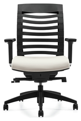 Responsive Ergonomic Office Chair