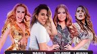 Joelma, Naiara Azevedo, Lauana Prado e Solange Almeida - Festival 360 Mulher Maravilha - CD Promocional 2020
