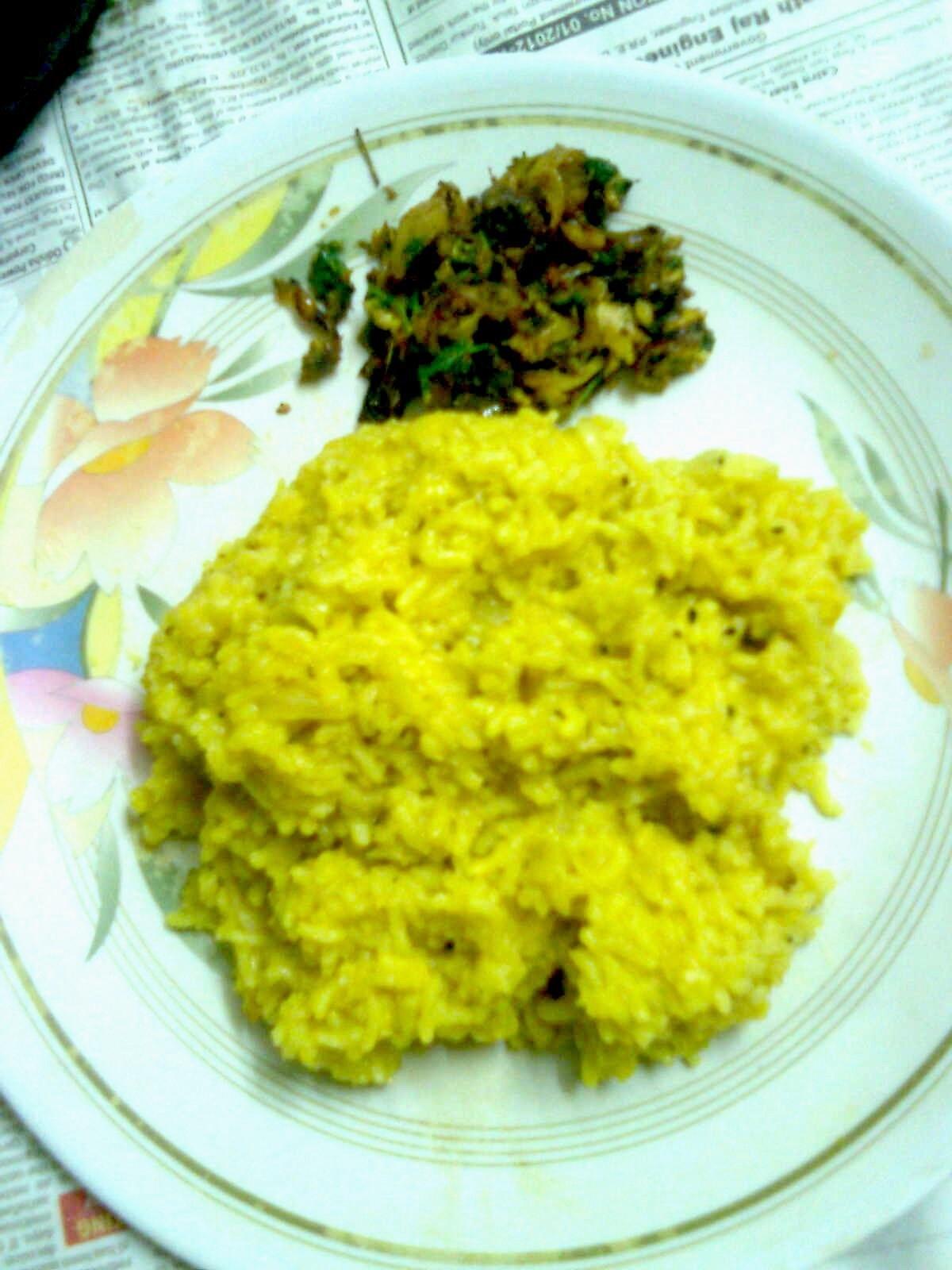 Foods from My Kitchen: Fish Bhurji