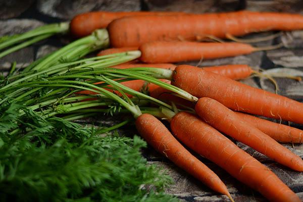 Wortel - 9 Sayuran Yang Membantu Dalam Diet Anda Untuk Membakar Lemak Perut