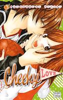 Miyuki Mitsubachi, Cheeky Love, Manga, Critique Manga, Delcourt / Tonkam,