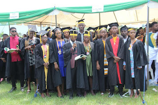 FUTO Matriculates 5,851 Students for 2020/2021 Session