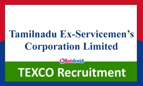 TEXCO Recruitment 2021 Apply Online for TEXCO weekly vacancies this week
