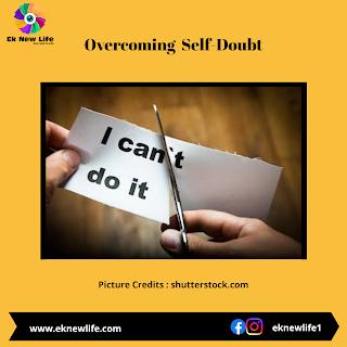 Overcoming Self-Doubt