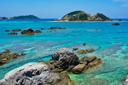 Kerama Islands, Okinawa