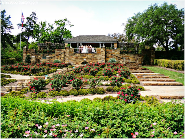 The Rose Garden: The Shelter House