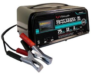 Battery charger dan jumper