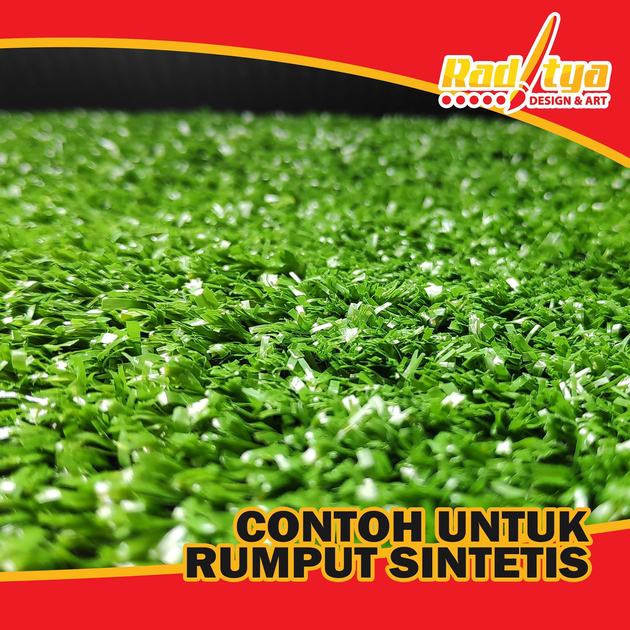 Contoh Untuk Rumput sintetis bagus