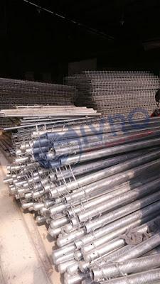 Pabrik Tiang BRC