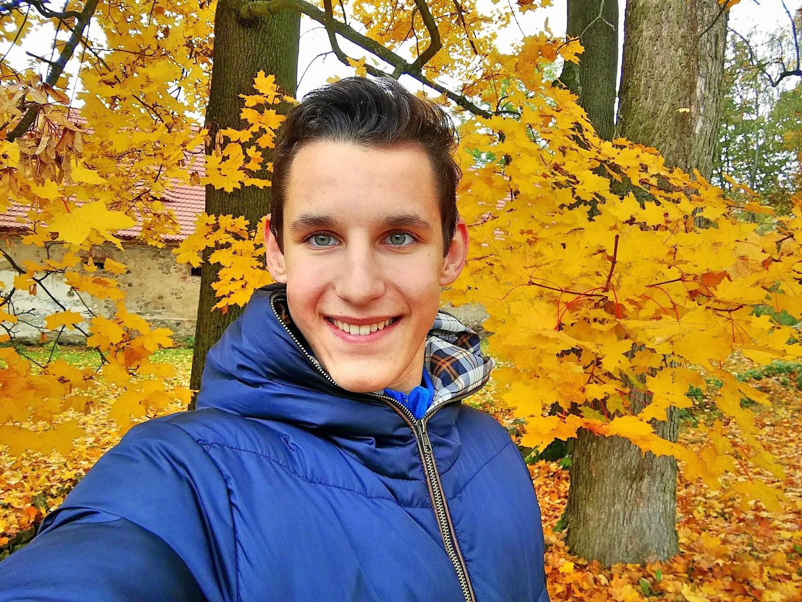 Jedna fotka ze žlutého podzimu! :-)