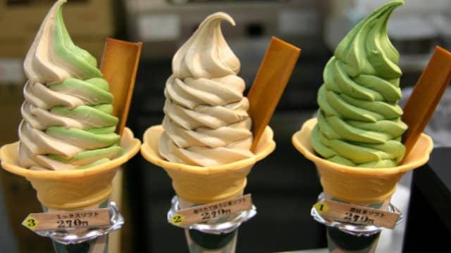 Most Popular Types of ice cream