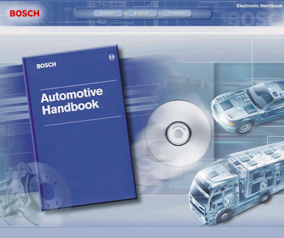 كتاب ممتاز في تكنولوجيا السيارات من شركة بوش الالمانية Electronic Automotive Handbook