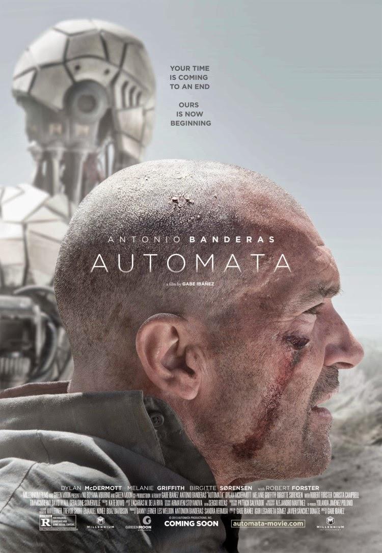 Automata (2014) ออโตมาต้า ล่าจักรกล ยึดอนาคต [HD]