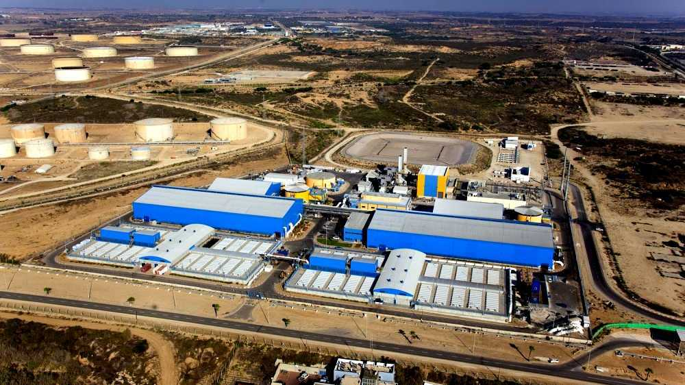 Image result for Minjur Desalination Plant near Chennai in India