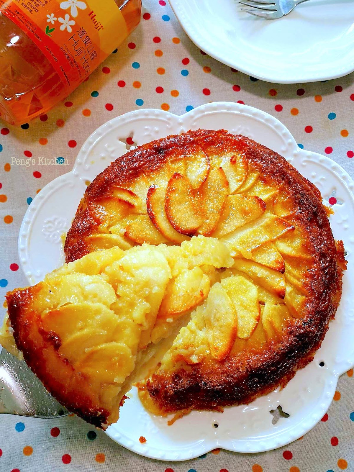 Peng S Kitchen Honey Apple Cake