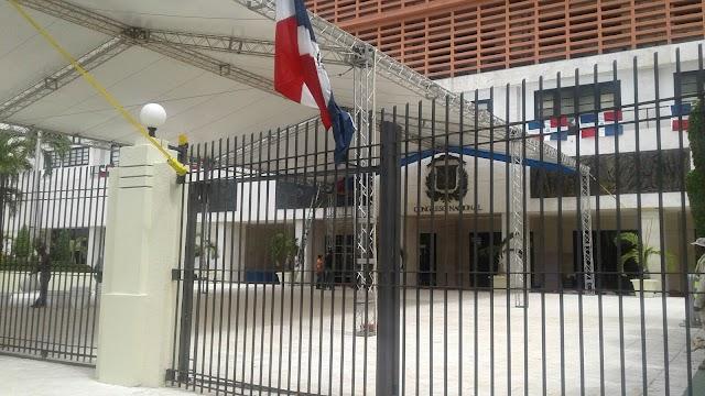 Todo listo para alocución presidente Medina este lunes 27 de febrero