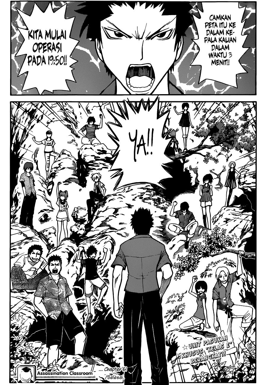 Komik assassination classroom 061 - waktunya iblis 62 Indonesia assassination classroom 061 - waktunya iblis Terbaru 19|Baca Manga Komik Indonesia|