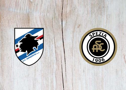 Sampdoria vs Spezia -Highlights 12 May 2021