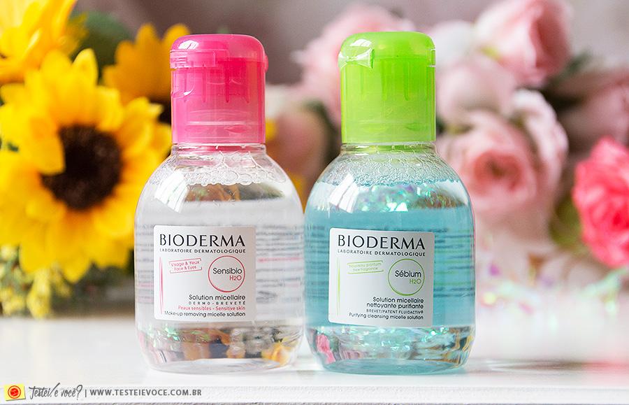 Demaquilantes Sensibio & Sébium H2O - Bioderma