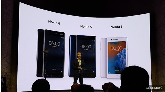 MWC 2017 - Getting Started with Nokia 3, 5 and 6