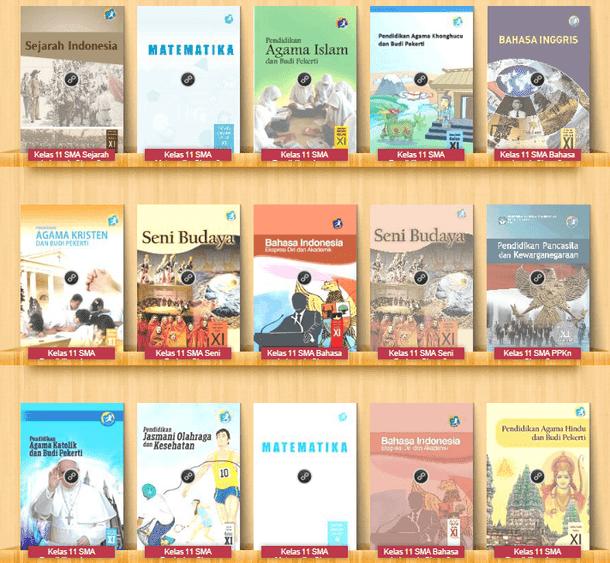 Download buku guru dan siswa sma kelas x, xi dan xii kurikulum.