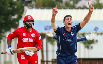 Scotland Tri-Series 2019 OMN vs SCO 4th ODI Match Cricket Win Tips