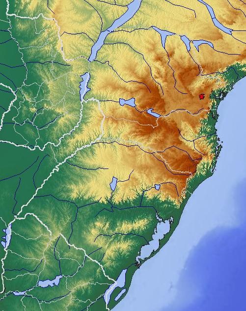 Serra Geral | Sul do Brasil
