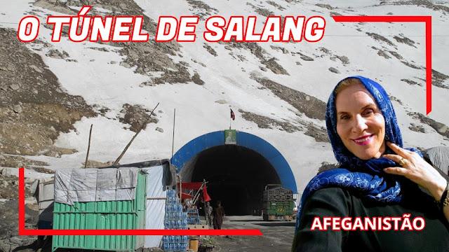 Salang Pass and Salang tunnel