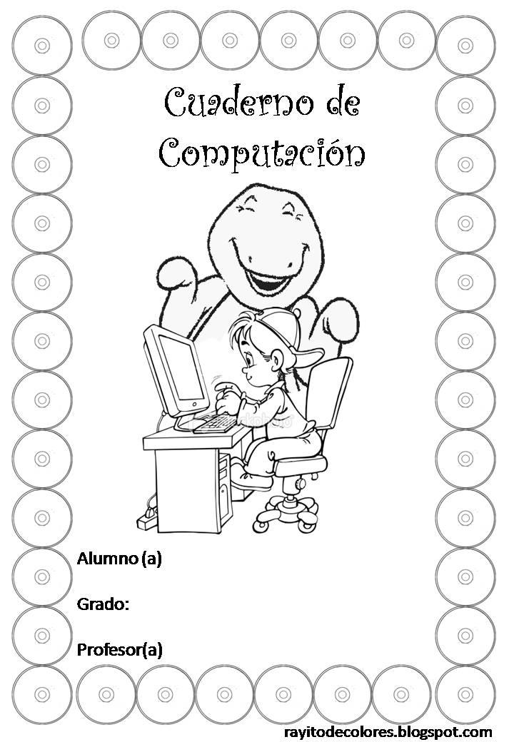 cuaderno de Computación