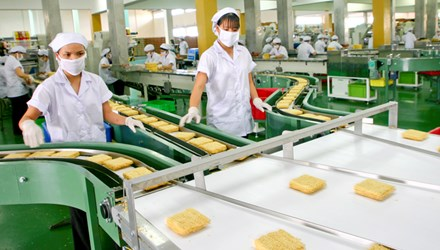 Các yếu tố cần quan tâm khi mua máy giặt công nghiệp dành cho công ty sản xuất thực phẩm