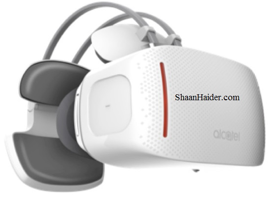 Alcatel VISION VR Headset :  Full Hardware Specs, Features, Price and Availability