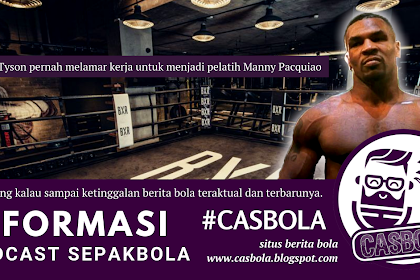 Mike Tyson Ingin Melatih Manny Pacquiao