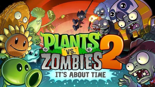 Baixar Plants vs. Zombies 2 MOD