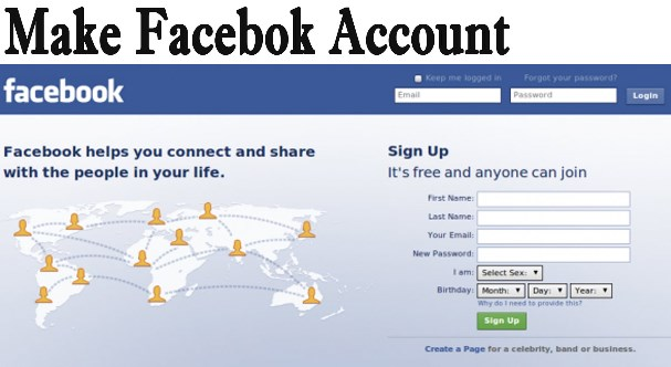 how to make facebook account