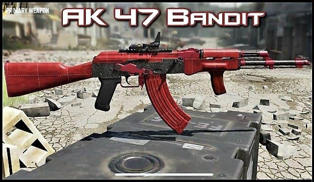 La AK 47 Bandit