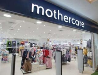 Semua Toko Mothercare UK Tutup