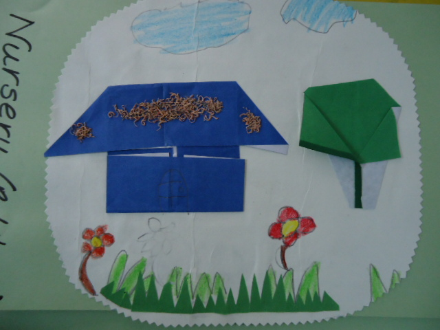A Learner S Diary Crafts And Origami Learning With Kids