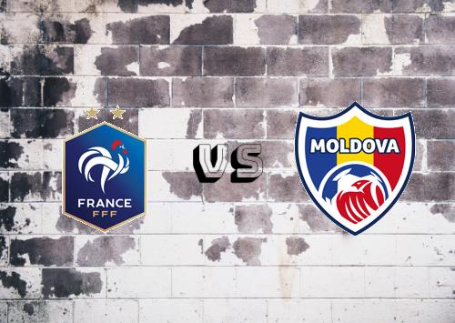 Francia vs Moldavia  Resumen y Partido Completo