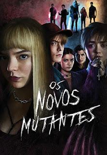 Os Novos Mutantes - BDRip Dual Áudio