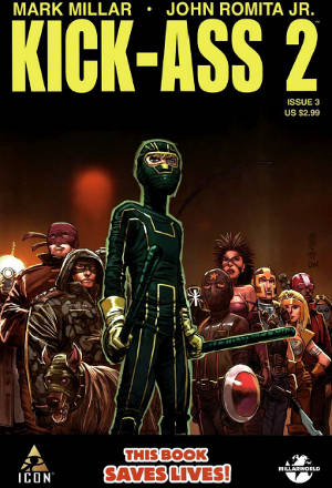 Kick-Ass 2 #3 Download PDF