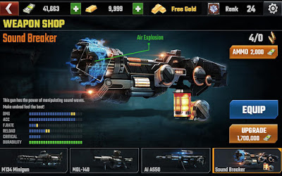 DEAD TARGET: Zombie screenshot 5