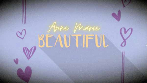 anne marie beautiful mp3 song