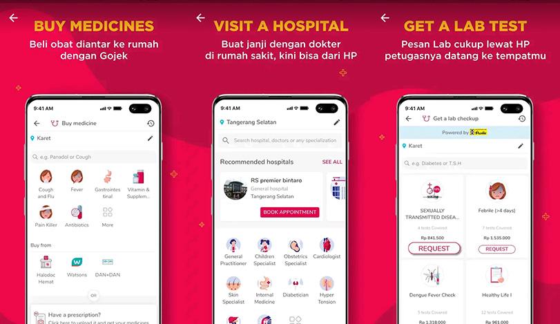 Halodoc Adalah Layanan Aplikasi dan Konsultasi Kesehatan Paling Lengkap  se-Indonesia - Review Teknologi Sekarang