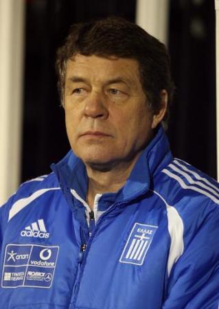 Otto Rehhagel 2021