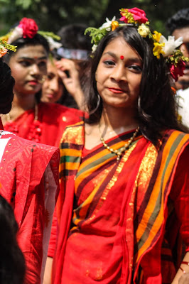 pohela boishakh dresses