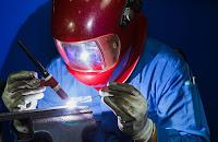 O que é Soldagem manual (manual welding)?