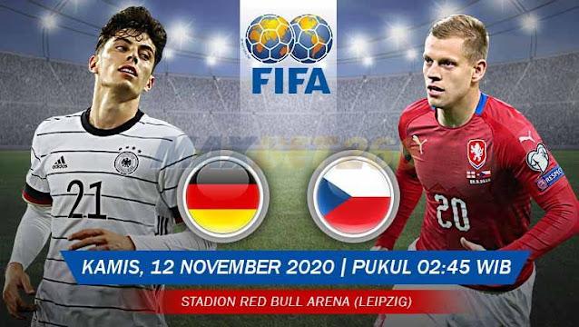 Prediksi Jerman Vs Republik Ceko, Kamis 12 November 2020 Pukul 02.45 WIB @ Mola TV