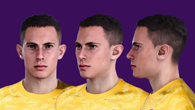 PES 2020 Faces Dean Henderson by Alief