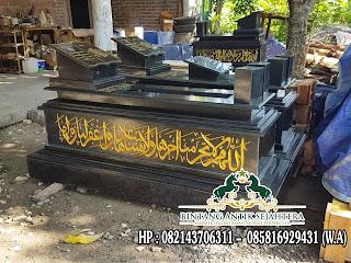 Kijing Makam Islam Granit, Jual Makam Batu Granit